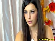 Maisa Pretty Horny Teen Brunette