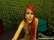 Charmander Teen Chatting Naked