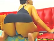 TatianaFoxy Webcam Model With Damn Big Ass!