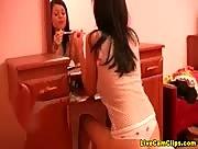 OohMolly Fuck Her In Her Bedroom Webcam Clip