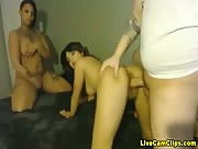 HelloNikky Wild Threesome Live Cam Sex!
