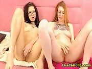 Nikki_and_Alina Two Hot Tatt Chick Webcam Models