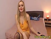 MEDEEA Horny Live Cam Girl Got Nice Big tits