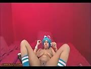Msnovember Horny Ebony Babe Having Fun With Toys