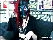 RubyRapture Freaky Redhead Goes Wild and Creepy