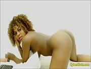 LUSCIOUS_P Curly Afro Big Black Booty Twerking