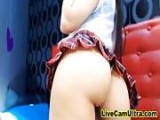 BellaDivari DAMN HOT! Teen Latina On Webcam!