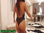 LovelyBecca Hot Striptease Pretty Sexy Cam Girl Full Show!