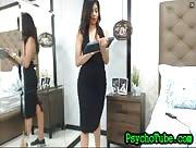 LindaRichs Sexy Latina Strip Show