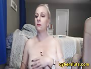 Britneyathome Busty Blondie Mommy