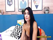 AlissonFoxworth - Brunette With Gorgeous Breasts Live Online
