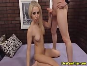 CplXLustful Blonde Girl Gets Tight Ass Fucked Freecamclips