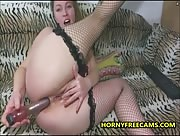 xHardCandyx Nasty Mature Slut Loves Gaping Anal Masturbation