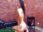 Avajolie Hot Babe Crazy Masturbation Show