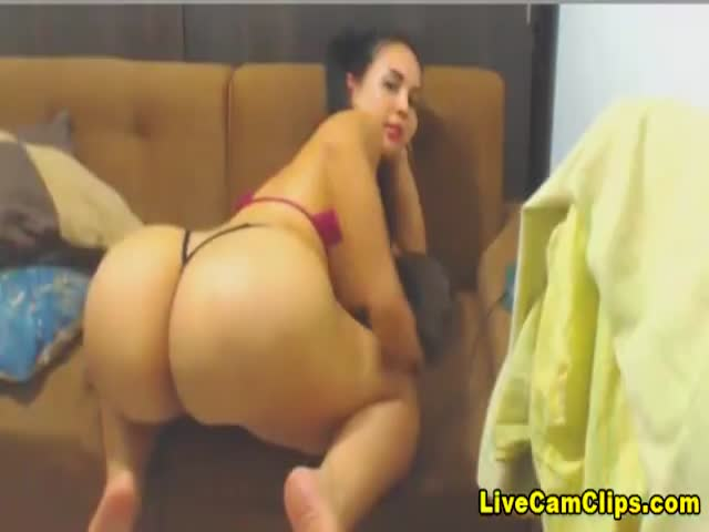 Big Booty Latina Cam Girl