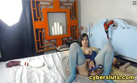Nikki_Ferrari Extreme Masturbation Watch!