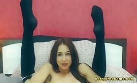 Danielle_Squirts - Racy Babe Express A Ravishing Performance
