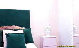 ValeRouse Brunette Babe Revealing Heavenly Pink Slice