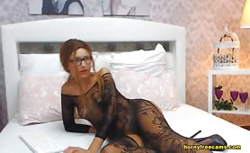 AnnastasiaBelle Blonde Babe Satisfy You With Her Performance